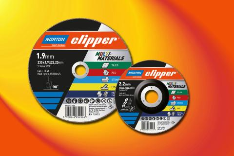 Norton Clipper Multi-Material - Tuote