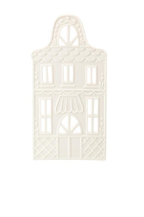 HR_Little_Christmastown_Front 7 white_Tea light house