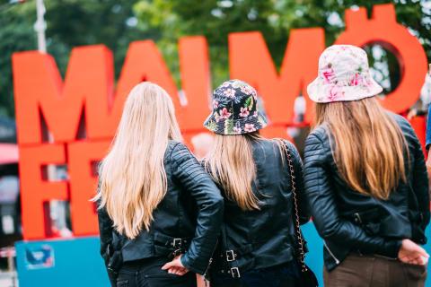 Malmöfestivalen förändrar festivalområdet