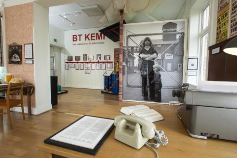 GLÖM INTE: Förhandsvisning av BT Kemiutställningen