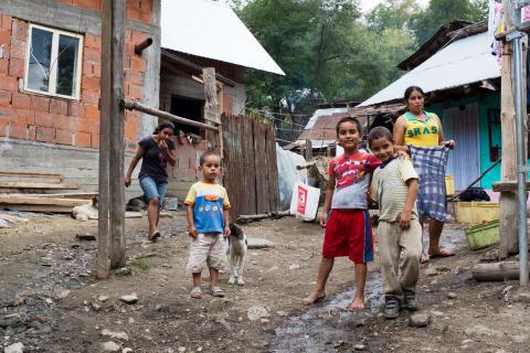 Villkoren för utsatta grupper i fokus på resa till Rumänien