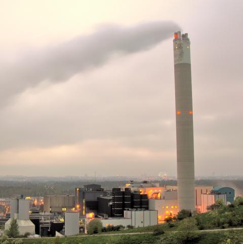 Rätt reningsanläggning minskar utsläppen