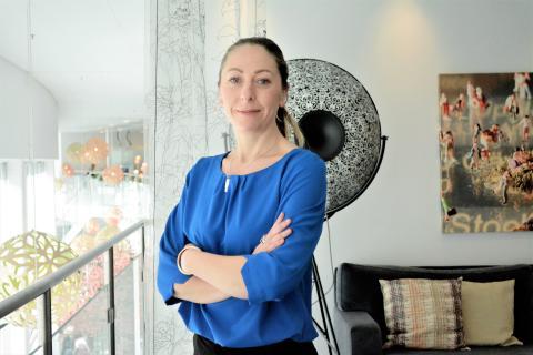 Picnic blir kontantfria - Sofia Söderin, hotellchef, Radisson Blu Hotel Uppsala