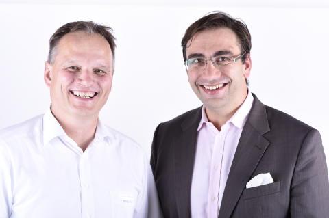 Dr. Frank Schifferdecker-Hoch und Sven Gábor Jánszky