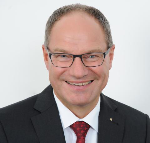 Vorstandsvorsitzender Michael Schmuck Porträt