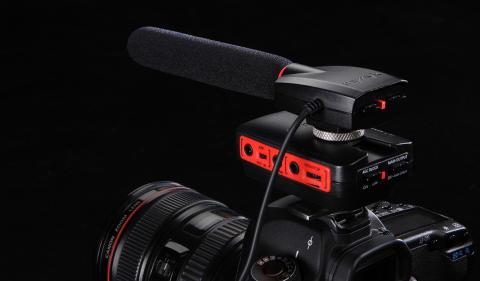 Endelig medhør ved filming med DSLR-kameraer.
