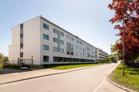 Balder köper hotell i Stockholm
