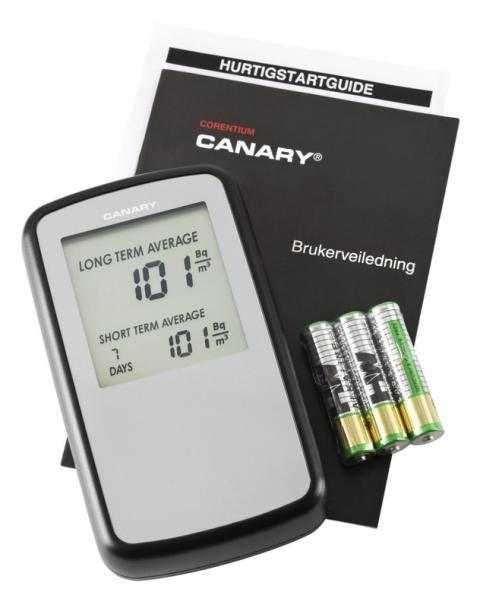 Proffsmagasinet.se lanserar en ny radonmätare, Canary Digital