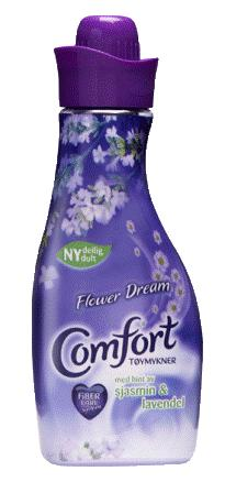 Comfort: Nå med ny og deilig duft!