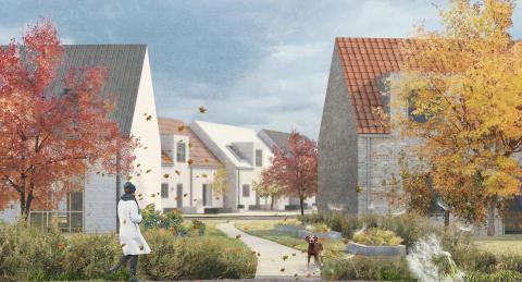 Nya bostäder ska byggas i Västra Ingelstad