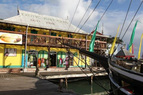 SKIP THE PIRATING FOR THE REAL THING ON A RAMBLERS CRUISE AND WALK  SHIPSHAPE 'ISLANDS OF THE CARIBBEAN' HOLIDAY