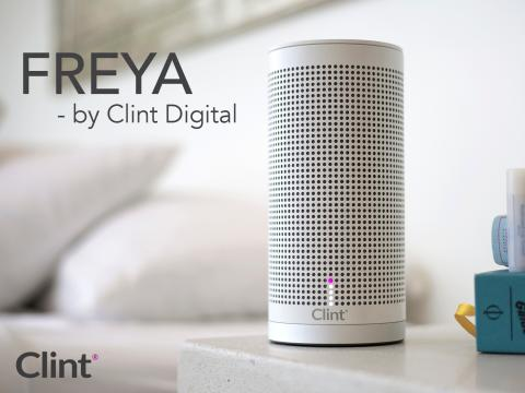 FREYA Wireless SPEAKER, available in versions with Bluetooth or with AirPlay/DLNA: