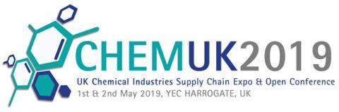 ChemUK, 1-2 May 2019, Leeds, UK