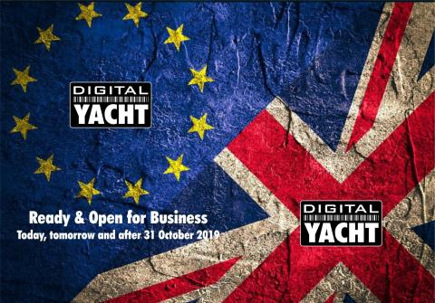 Digital Yacht open for business regardless of Brexit