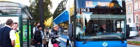 Nöjdare och fler resenärer ger förlängt avtal för Nobina i Norrtälje