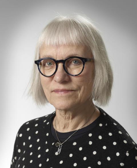 """Ann-Mari Nilsson - formgivare och författare till """"Sticka mönster"""""""