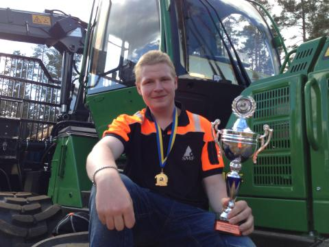 Kalixelev vann SM-Guld