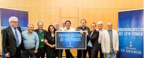Finalists announced for the Eutelsat TV Awards 2015!