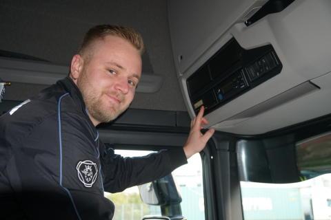 Scania Tachograph Services