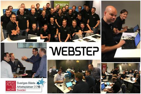Webstep första certifierade partner åt Disruptive Technologies