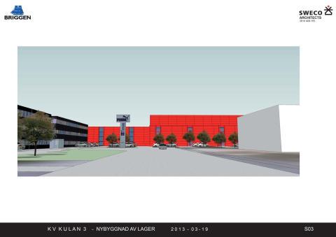 PUMA Nordic Warehouse