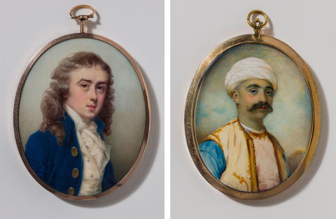New Acquisition: Three English Miniaturists