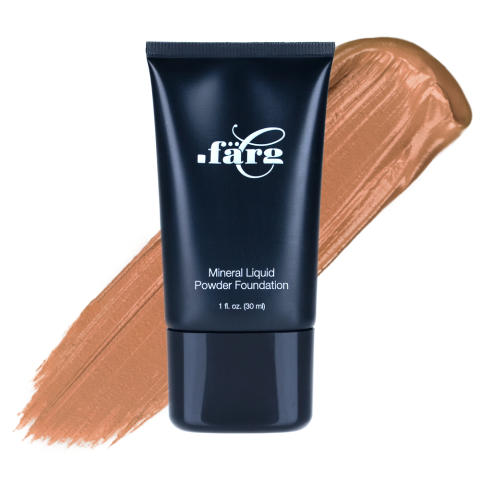 Mineral Liquid Powder Foundation - HoneyBronze