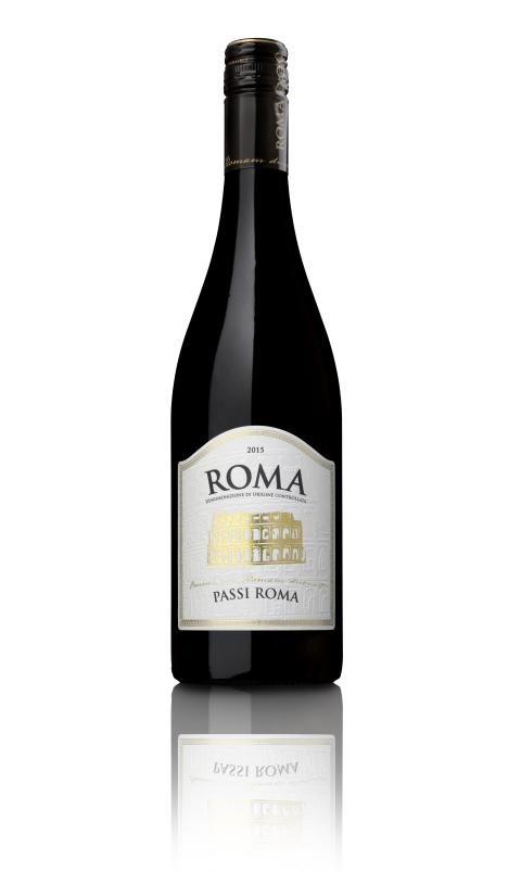 Passi Roma - nyhet i Systembolagets fasta sortiment!