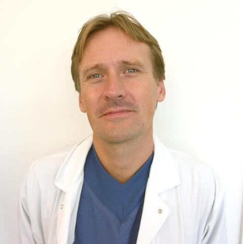 Morten Kildal, överläkare och ansvarig för värdebaserad vård på Akademiska sjukhuset