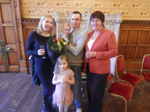 Winners to tie the knot at Rochdale Town Hall