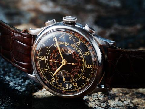 Klockor såldes för över 9 miljoner på Kaplans.