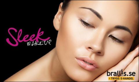 Brallis.se lanserar det efterfrågade sminkmärket Sleek Make-up