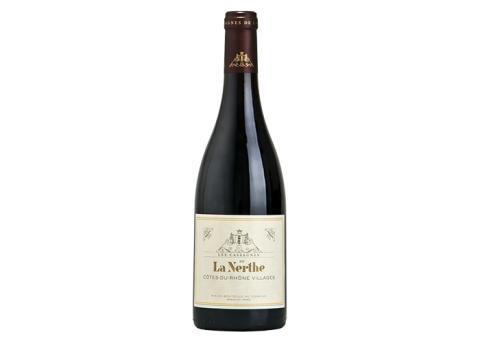 Hyllat vin från Château La Nerthe