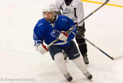 Marcus Örtevall - ishockey
