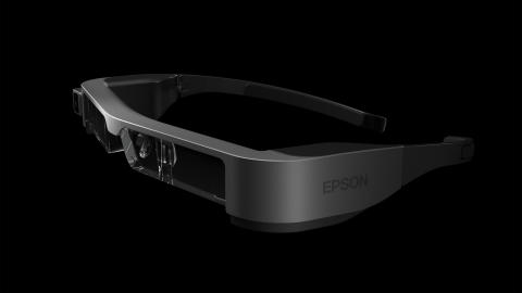 Epson Wins Prestigious Red Dot Award for Moverio BT-300 Smart Glasses