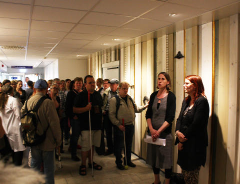Nyrenoverat hus invigt på Norrlands universitetssjukhus