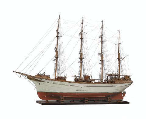Skibsmodel