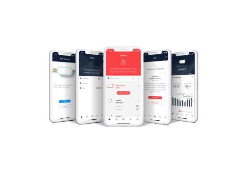 Vattenhantering på språng med GROHE Sense App