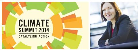 Storebrand/SPP deltar på FNs toppmöte om klimatförändringar