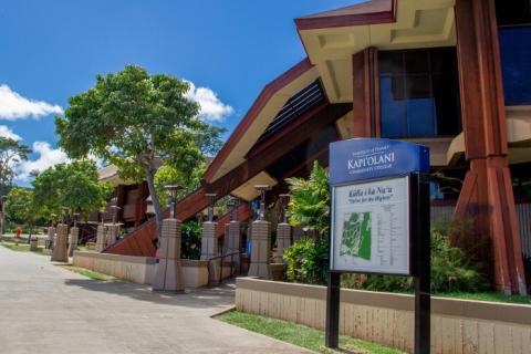 Kapi'olani Community College