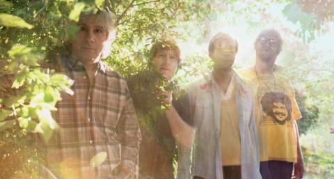 Sonic Youth-guitarist Lee Ranaldo rocker løs i VEGA