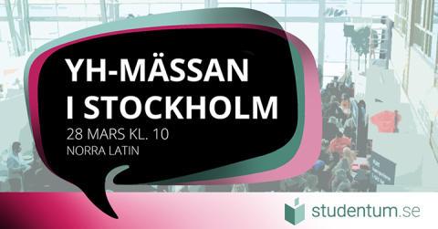 Frilans Finans på Yrkeshögskolemässan i Stockholm