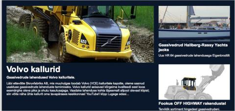 Eigenbrodt lanserar internationell hemsida