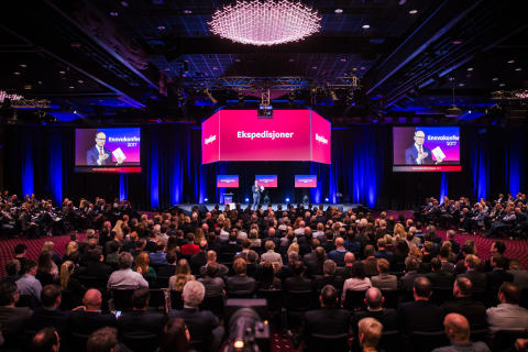 Enovakonferansen 2017 – minutt for minutt