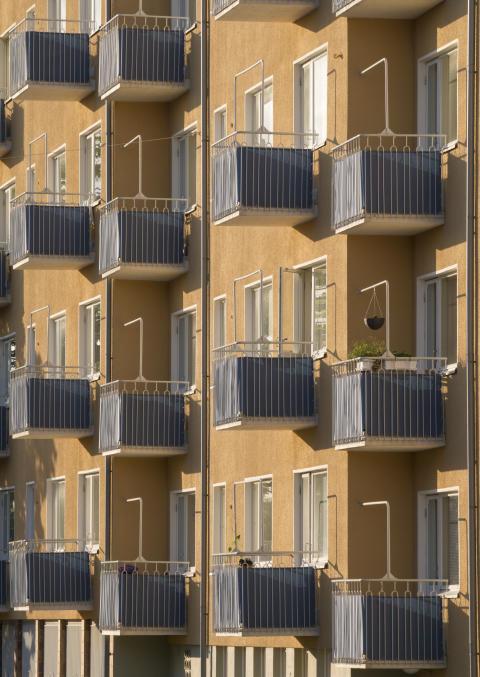 Käytetyn asunnon ostaja tekee ostopäätöksen entistä harkitummin