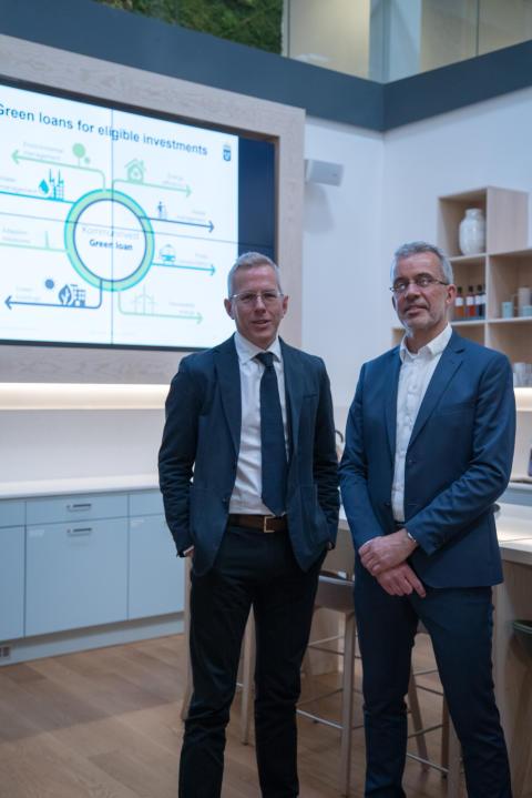 Björn Bergstrand and Björn Söderlundh
