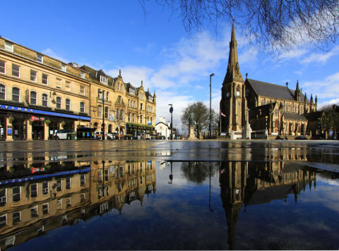 Get your scenic photograph in the official Bury calendar