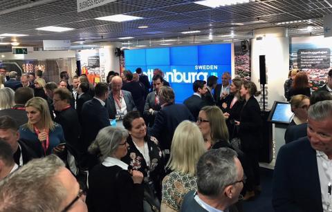 Göteborgsregionen kraftsamlar på fastighetsmässan MIPIM