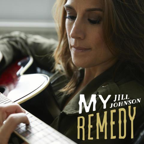 """Jill Johnson släpper nya EP:n """"My Remedy"""" och firar samtidigt starten av sin turné!"""