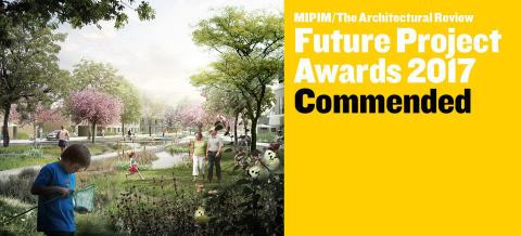 Nærheden får hædrende omtale i Architectural Review Future Projects på MIPIM